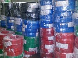 Polycap Red green white black blue yellow PVC Insulated Aluminum Wire