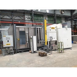 Wagner 3 SS Powder Coating Booth