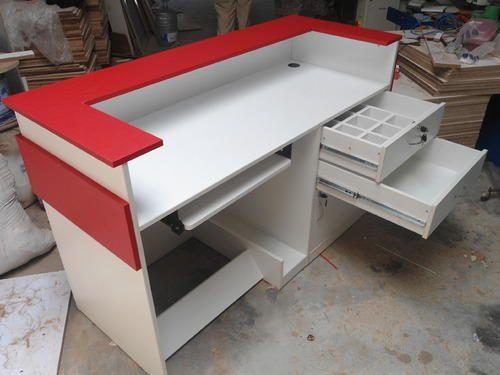 Wooden Cash Counter