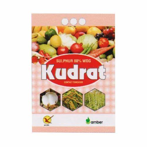 Sulphur 80% WDG, Packaging Type: Packet, Amber Crop Science Private