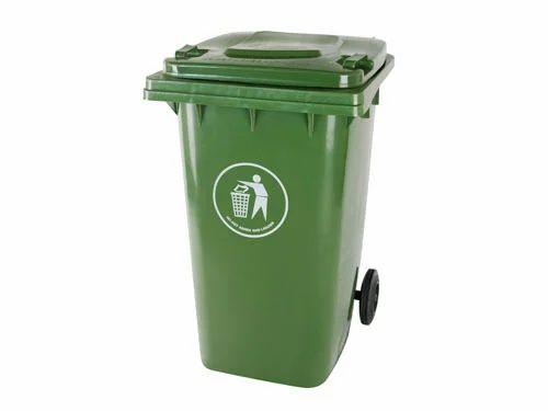 Solid Waste Management Wheelie Garbage Bin Manufacturer