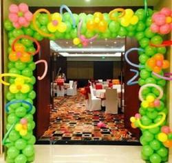 Party Balloon Gate Decoration