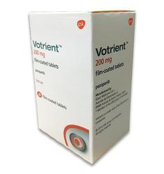 Tab Votrient  Pazopanib Tablets) 200 Mg