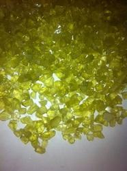 Lemon Topaz Rough Stone