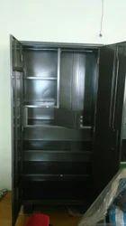 Classic Furn 4 Shelves Metal Almirah, For Home