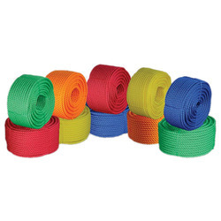 Colored HDPE Rope