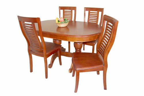 Rubber Wood Dining Table. Rubber Wood Dining Table at Rs 26500  piece   Porur   Chennai   ID