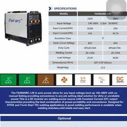 Inverter MMA 400A 1/3 Phase Welding Machine