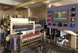 Kanwal Hot Melt Separation System Mini Paper Pleating Machine