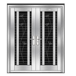 SS Door  sc 1 st  IndiaMART & Ss Door SS Door - A.J. Enterprises Noida | ID: 11288178733