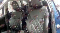 Black Baleno Brand New Designer Leather Seat Covers