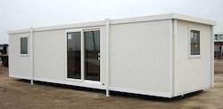 Modular Portable Site Office Structure