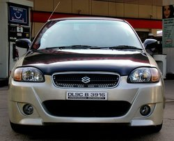 Suspension And Clearance Modification Service Baleno Sport Cars