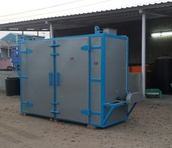 Rami Electrical Tray Dryer