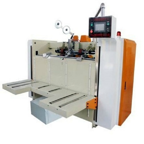 Box Stitching Machine - Semi Automatic Stitching Machine