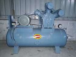 Prakash - Three Piston Air- Compressor  Machine  - 15.hp