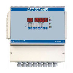 Weatherproof Data Scanner Data Logger