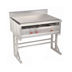 Stainless Steel Grill Stands