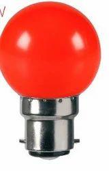 Lumeno LED 0 Point 5w Orange Coloured Bulb
