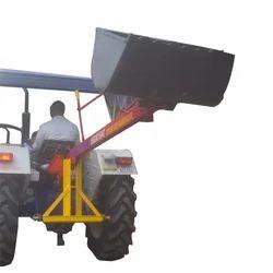 拖拉机背部装载机