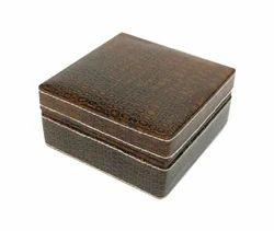 Leather Pendent Set Box
