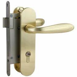 New Entry Lockset with Deadbolt
