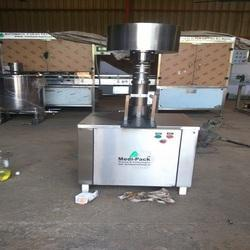 Semi Automatic Bottle Capping Machine