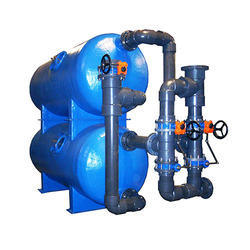 M.S. Commercial Sand Filters