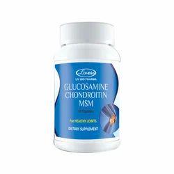 Glucosamine Chondroitin MSM Capsules