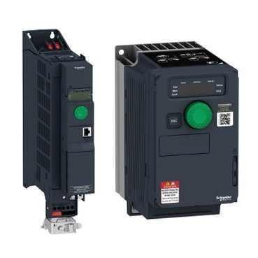 Variable Frequency Drives - Schneider Electric - Altivar 12