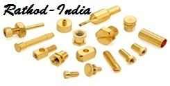 Brass Electrical Screw Parts