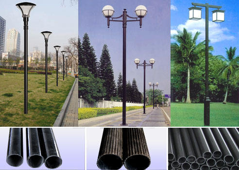 Outdoor Lighting Pole