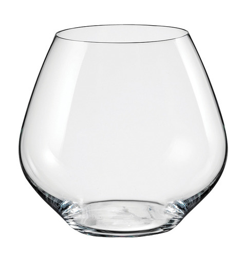 09d9116fdff Bohemia Crystal Glass - Bohemia Crystal Amoroso Whiskey Glass, 340 ...