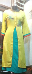 Wholesaler of Ladies Wear & Saree by Harsh Boutique, Jalandhar
