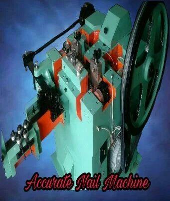 An-4 Wire Nail Making Machine