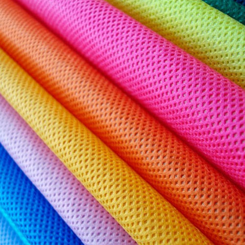 Plain Multicolor Spunbonded Non Woven Fabric