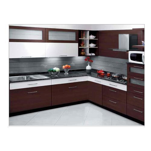 Modular Kitchen: Modern Modular Kitchen Wholesale Trader