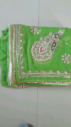 Rajwadi Saree