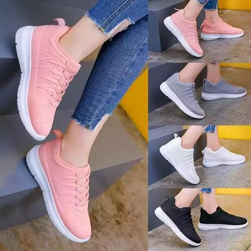 4 Colour Walking Sneaker Shoes , Size