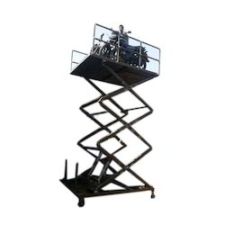 High Rise Hydraulic Scissors Lift Table