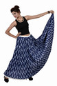 Womens Long Lehenga Skirt