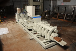 Coir Pith Briquetting Machine 650 Grams