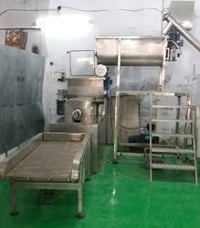 Macaroni Pasta Making Machine