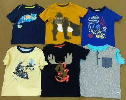 Kidswear Export Surplus Garment Stocklots - Export Surplus