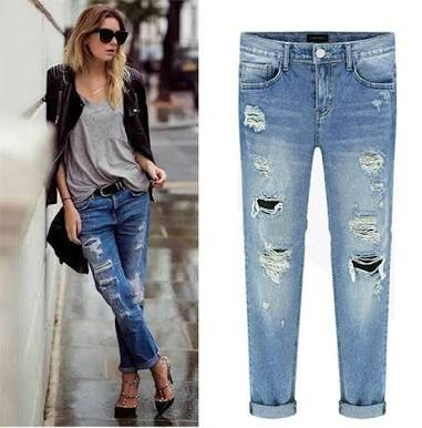 Denim Rugged Jean