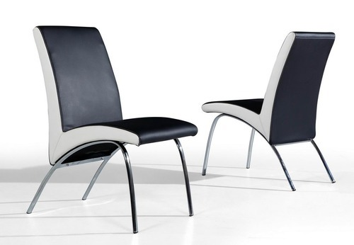 Metal Black Classic Cafe Chair