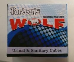 Perfumed Sanitary Cube