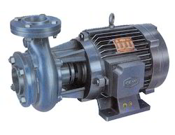 PEW Three Phase Centrifugal Monoblock Pumps, Air Cooled, Firefighting