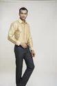 Dull Golden Silks Shirts