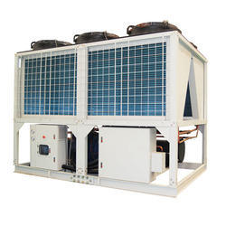 Air Cooled Screw Water Chiller, Water-cooled